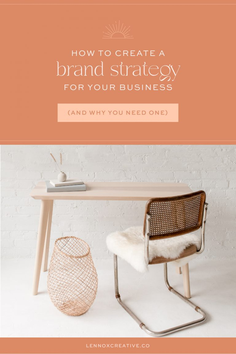 What a Brand Strategy Is (And Why You Need One)